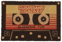 OFFICIAL GUARDIANS OF THE GALAXY MARVEL AWESOME MIX TAPE DOORMAT DOOR MAT GIFT
