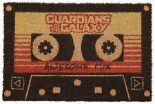 Officiel Guardians of the Galaxy Marvel Awesome Mix Tape Paillasson Porte Tapis Cadeau
