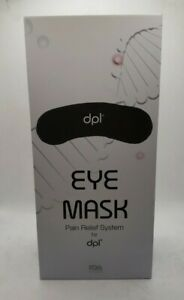dpl Eye Mask Pain Relief System LED Device, open box (no power adaptor)