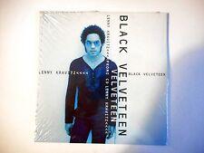 """LENNY KRAVITZ : BLACK VELVETEEN (7"""" MIX) (PROMO)  ★ Port Gratuit - CD Neuf ★ NEW"""