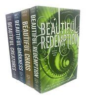 Beautiful Creatures Series Kami Garcia Margaret Stohl Collection 4 Books Set