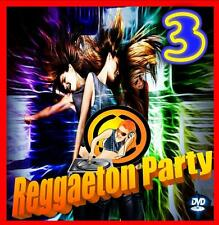 Dj Video Mix *  The Reggaeton Party  3 *  67 Hits/78 Minutes Of Perreo!!!!!!!!!