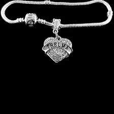 Thelma Bracelet Thelma Crystal Heart jewelry Thelma gift Best friends