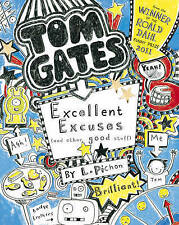 Excellent Excuses (And Other Good Stuff) by Liz Pichon (Paperback, 2011)