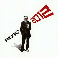 Ringo Starr Ringo 2012 CD NEW SEALED Beatles