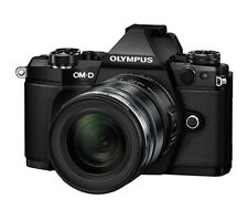 Olympus OM-D E-M5 Mark II M.ZUIKO 12-50mm F3.5-6.3 Zoom EZ Lens Kit - Black