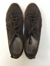 Common Projects 46 Chocolate Brown Suede Made In Italy