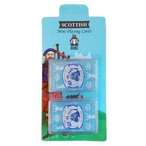 The City of Glasgow Mini Playing Cards Twin Pack