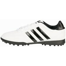Chaussures de football homme adidas Goletto IV TRX TF blanches pointure 40