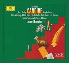 CD de musique emballés classiques Leonard Bernstein