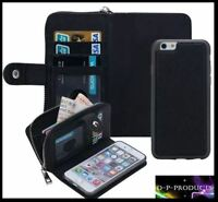 Apple IPhone 6 / IPhone 6s Purse wallet / with detachable phone holder