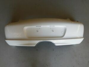 Porsche Boxster 987 2005 Rear Bumper Bar Cover J125