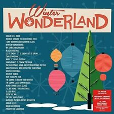 Winter Wonderland Vinyl LP Christmas Music New 2017