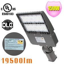 150W LED Outdoor Street Light Replace 400Watt Football field Parking Lot Lights