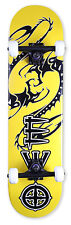 "Element Complete Skateboard: 31"" Canadian Maple Ply [ Storm Yellow Dragon ]"