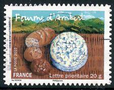 TIMBRE FRANCE AUTOADHESIF OBLITERE N° 453 / LES SAVEURS / FOURME D'AMBERT