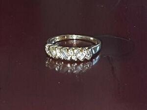 18ct Yellow Gold Diamond Ring .25ct