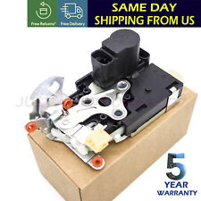 For Chevy GMC Door Lock Actuator &Integrated Latch LH Driver Side Front 15110643