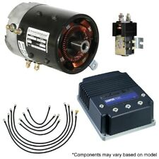 Club Car DS & Precedent DC Performance Upgrade Package - Speed Motor/Controller