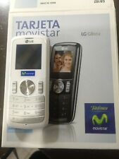 Telefono movil LG GB102 Blanco ( Movistar )  con accesorios