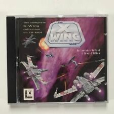 Star Wars X-Wing PC Game CD-Rom Complete X-Wing Collection