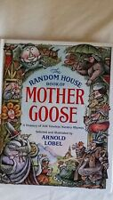 The Random House Book of Mother Goose, A Treasury of 306 Nursery Rhymes (1986)