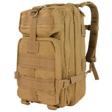 e43ca4883b CONDOR 126-498 22L Compact Assault Zaino Army Pack MOLLE Outdoor Coyote  Marrone