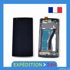 BIEN TESTÉ Nouveau Ecran LCD Vitre Tactile + Chassis Pour OnePlus One + 1 + Noir
