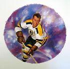 Milt Schmidt Boston Bruins NHL Hockey Stamp Lithos Lithograph Canada Post