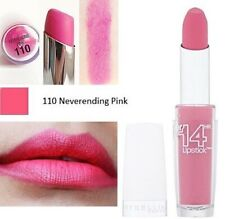 Maybelline New York Super Stay 14 Hour Lipstick 110 Never Ending Pink