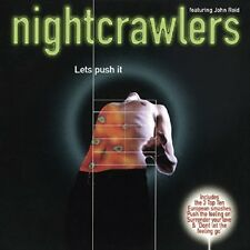 NIGHTCRAWLERS - LET'S PUSH IT   CD NEW+