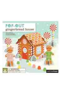 Pop-out Gingerbread House - Petit Collage