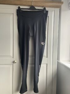 Pearl Izumi Women's Long Cycling Trousers With Padded Seat Size XL