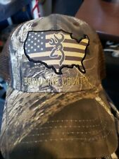 Browning Country Camo Hat