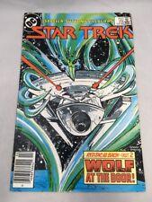 StarTrek # 23 DC Comics February 1986 TOS Kirk Spock McCoy VG