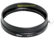 Nikon UR-3 anello x montaggio di flash anulari Nikon SB-29 SB-21 su 60/2,8 micro