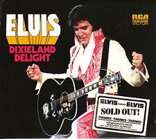Elvis Presley - DIXIELAND DELIGHT - FTD 80 New / Sealed CD - DELETED