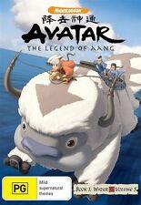 Avatar The Legend Of Aang: Book 1 Water - Volume 5 DVD R4