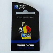 Rugby World Cup RWC 2011 Romania Player Pin