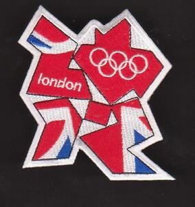 2012 LONDON OLYMPIC ENGLEND FLAG PATCH