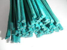 "40 x split canes green 12 "" support sticks  for  garden lilys  flowers vedg"