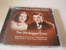JO STAFFORD & GORDON McCRAE - THE OLD RUGGED CROSS- CD