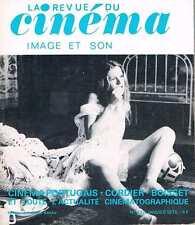 La Revue Du Cinema - N°292 - jan 1975:Cinéma portugais Cordier Boisset