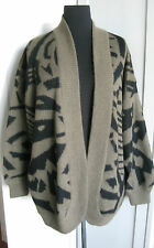 ESCADA by MARGARETHA LEY Vintage Sweater/Coat  Size 40