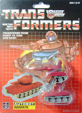 Transformers WARPATH G1  Re-issue Brand NEW COLLECTION MISB  Toys & Gifts