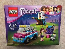 LEGO FRIENDS 41116 Olivia's Exploration car Retired (2016) ~NEW~