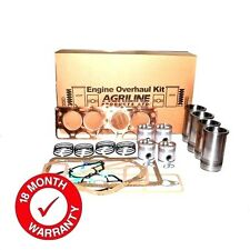ENGINE OVERHAUL KIT FITS DAVID BROWN 30D 880 900 950 IMPLEMATIC STEPPED LINER