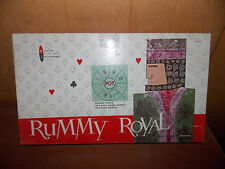 Vtg Rummy Royal/Michigan Card Board Game No.4993 (Watkins & Strathmore)