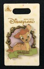 Hkdl Bambi Disney Classic Series 2019 Hong Kong Disneyland Disney Pin