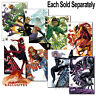 AMAZING SPIDER-MAN #800A-800H SIGNED BY J. SCOTT CAMPBELL ~ Each Sold Separately